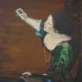 Friedhelm-Wolfrat-Artemisia-Gentileschi-1593-1653-Selbstbildnis-als-Allegorie-der-Malerei-1639-Portrait-Wolfrat-2017