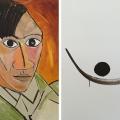 Friedhelm-Wolfrat-Pablo-Picasso-1881-1973-Selbstportrait-1907-Portrait-Wolfrat-und-Uebersetzung-2019