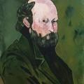 Friedhelm-Wolfrat-Paul-Cézanne-1839-1906-Selbstbildnis-1880-Portrait-Wolfrat-2019