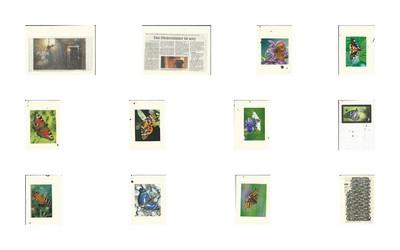 Quellenmaterial Tafel 8