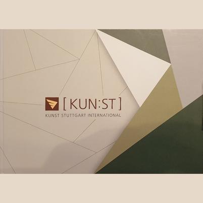 Kunst Stuttgart International Jahrbuch 2018